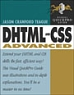 Könyv: DHTML and CSS Advanced Visual QuickPro Guide [Pearson]